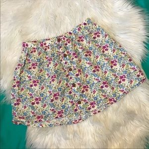 Osh Kosh Genuine Kids | Floral Spring Circle Skirt